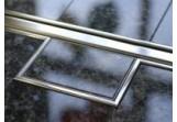 Žľab sprchový Linearis Basic , L 850 mm, system 125